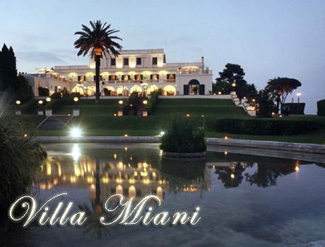 Hotel Villa Sabaudia Capodanno